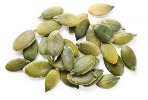 .Семена тыквы очищенные