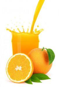 Апельсины для сока 72 калибр