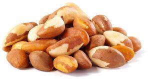 .Бразильский орех очищенный